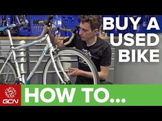 How to buy a used bike online. Includes video showing how to check the bike out.
