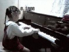 cute baby nico play the piano – ☆討論區 – 行動網路電視台