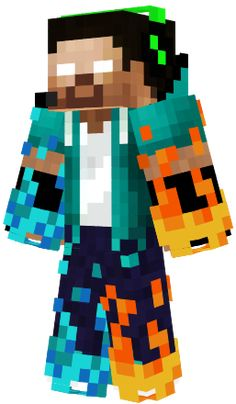 herobrine fire james - My Minecraft World Minecraft Skins Rainbow, Minecraft Tv, Minecraft Songs, Minecraft Posters, Mojang Minecraft, Minecraft Characters, Minecraft Survival, Minecraft Blueprints, Minecraft Ideas