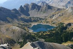 Le lac d'Allos au sein du Mercantour : 20 lieux calmes et tranquilles en France - Linternaute