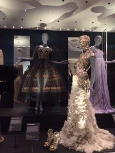 Jane & Aimee Head to the V&A for Undressed: A Brief History of Underwear