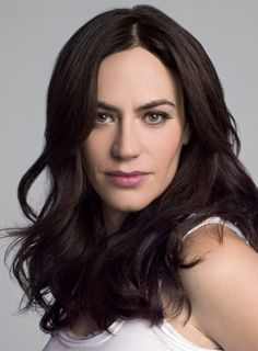 Maggie Siff. So beautiful.
