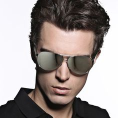 Hot Fashion Men's UV400 Polarized coating Sunglasses men Driving Mirrors oculos Eyewear Sun Glasses for Man with Case Box Like and share! #shop #beauty #Woman's fashion #Products #Classes