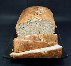 Coconut Banana Bread - just made this - needed to find a recipe for the rest of the can of coconut milk after making curry and coconut rice for dinner.