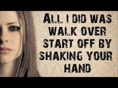 'Unwanted' - Avril Lavigne Lyrics[HD]