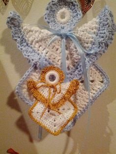 Free Crochet Granny Square Angel : 1000+ images about My crochet projects on Pinterest ...