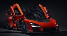 名前は『セナ』…マクラーレンの新型スーパーカーは史上最強の800ps、75万ポンド