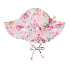 Keep your little one having fun in the sun all day long with the Sealife Brim Sun Hat by i play. Complete with UPF sun protection and a quick-drying polyester material, this cute hat protects your baby's head, neck and eyes on beach days. Baby & Toddler Clothing, Toddler Girl, Baby Sun Protection, Wide Brim Sun Hat, Baby Cover, 6 Mo, Baby Head, Cute Hats, Head And Neck