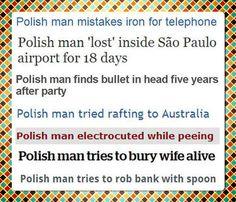 Meet Polish Man