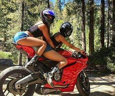 Biker Chicks of Insta   Dream Machine   Pinterest   Of, Biker ...