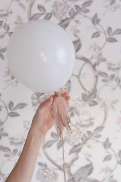 Balloons + Feathers