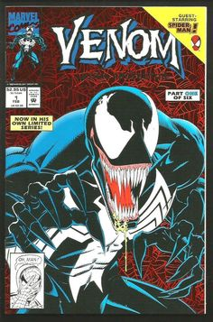Spider-Man #1 1990 Silver variant Direct Comic NM//MT Warehouse find copies!
