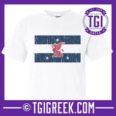 Beta Theta Pi - TGI Greek - Comfort Colors - Greek T-shirts - #TGIGreek #BetaThetaPi
