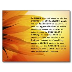 to laugh often and much emerson success - Google Search