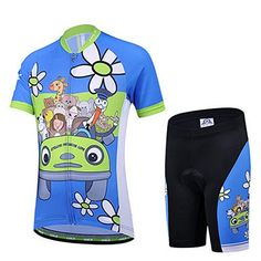 Children Jersey Set  Jacket Outdoor Clothing Shorts Kids Riding Equipment505 * Want to know more, click on the image.(This is an Amazon affiliate link and I receive a commission for the sales)
