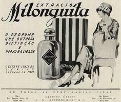 Iba Mendes: Anúncios antigos de Perfumes