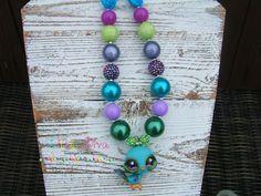 Littlest Pet Shop Bluebird Bubblegum by LittleDivaBubblegum, $24.00
