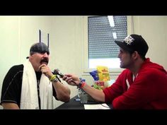 Suicidal Tendencies vocalist Mike Muir being interviewed at Ruisrock For more interviews, visit www. Interview, Songs, Live, Song Books