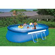 Fancy Discount Pool Intex x x Oval Frame Easy Set Swimming Pool