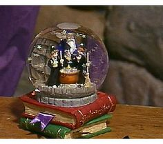 harry potter snow globes | Warner Bros. Harry Potter Snowglobe — QVC.com