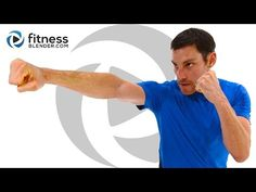 Cardio KickBoxing and Core Workout - Jump Rope and Kickboxing Tabata Workout - YouTube