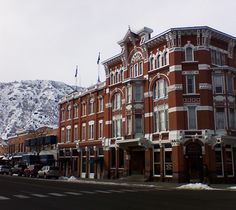 Beautiful Historic Strater Hotel In Downtown Durango Colorado Travel Stuff Us