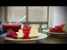 Strawberry Recipes - How to Make Strawberry Topping - YouTube