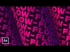 Hey, everyone in this after effects tutorial we will create a typography background. typography is always cool and never goes out of trend so learn how we ca. Adobe After Effects Tutorials, Effects Photoshop, Video Effects, Thank You Typography, Design Typography, Design Food, Web Design, Motion Design, Animated Fonts