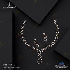 Gemstone Necklace Set jewellery for Women by jewelegance. ✔ Certified Hallmark Premium Gold Jewellery At Best Price Gold Necklace Simple, Diamond Necklace Set, Small Necklace, Short Necklace, Gemstone Necklace, Diamond Jewelry, Gold Jewelry, Jewlery, Gold Jewellery Design