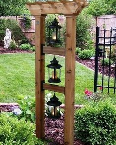Small front yard landscaping - Enchanting DIY Rustic Backyard Ideas for Uniq. - Small front yard landscaping – Enchanting DIY Rustic Backyard Ideas for Unique Exterior Smal - Front Yard Patio, Small Front Yard Landscaping, Front Yard Design, Landscaping Ideas, Small Pergola, Modern Pergola, Pergola Patio, Mulch Landscaping, Pergola Ideas