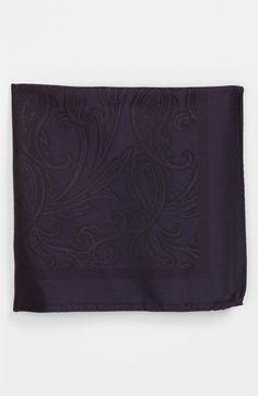 Robert Talbott Silk Pocket Square | Nordstrom
