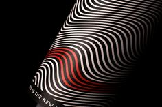 Red is the new black by Red Box Mendoza #winelabel #label #labeldesign