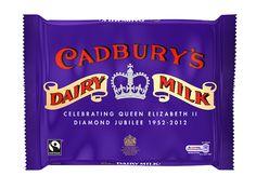 Cadbury's Dairy Milk Jubilee Edition