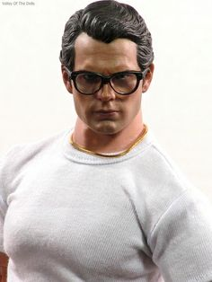 Henry Cavill Action Figure