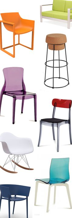 Modern accent and lounge chairs | urbilis.com