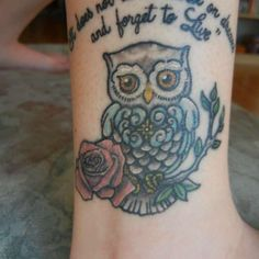 celtic tattoos with owl - Google Search