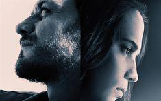 Download wallpapers Submergence, 4k, drama, 2018 movie, poster