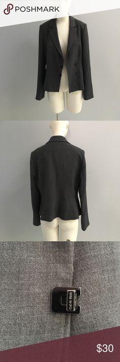 Calvin Klien blazer Great condition Calvin Klien blazer! Wonderful for office wear Calvin Klein Jackets & Coats Blazers