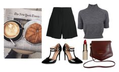 """""""NY"""" by ahessah on Polyvore featuring L'Oréal Paris, Journee Collection, Carven and Chloé"""