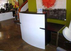 Rezeption, Kleiner Raum, Große Home Office Möbel Wand Einheiten Könnte Von  Mehreren Verschiedenen