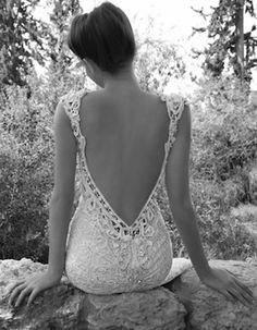 Least Inbal Dror Bridal Dress