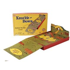 Knuckle Down -- Continue to the product at the image link.