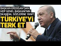 Başkan Erdoğan: Türkiye'yi terk et! - YouTube Human Rights Council, Dan, Youtube, Youtubers, Youtube Movies