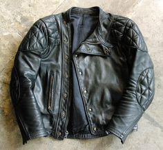 Langlitz Tokyo: Death's head cascade Men's Leather Jacket, Biker Leather, Leather Boots, Leather Jackets, Motorcycle Outfit, Motorcycle Jacket, Leather Fashion, Mens Fashion, Biker Wear