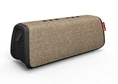 Amazon.com: FUGOO Style XL- Portable Rugged Waterproof Wireless Bluetooth Speaker 35 Hrs Battery Life with Built in Speakerphone (Sand/Black): Home Audio & Theater
