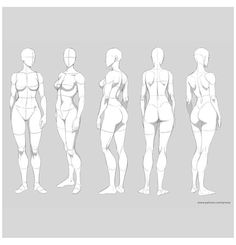 #figure #drawing #reference #female #anatomy #figuredrawingreferencefemaleanatomy