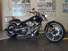 2013 BREAKOUT - Harley Davidson of Greenville