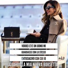 ➡️ Le DONNE e le BORSE 👜    #lifestylecoach #lifestylecoachmk #mk #life #vita #stile #style #donna #woman #pilloledelgiorno #borsa #automobili #amore