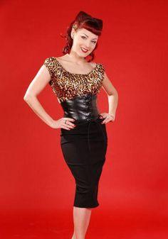 Pin up girl fashions 57