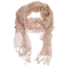 Lace Scarf from notonthehighstreet.com